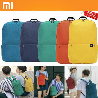 Xiaomi 10L Portable Lightweight Travel Backpack Daypack School Bag Waterproof