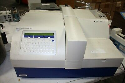 Eg&G Berthold Microplate Luminometer Lb 96V Microlumat Plus Nice
