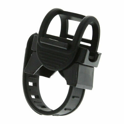 Holder 360 Degree Cycling Bicycle Bike Mount for LED Flashlight Torch Clip Clamp