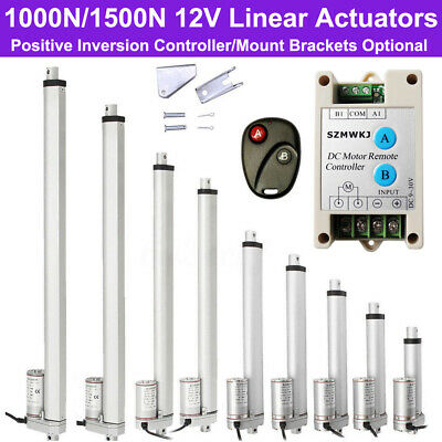 UK Linear Actuator 1000N/1500N 12V  Electric Motor for RV Auto Car Door Lifting