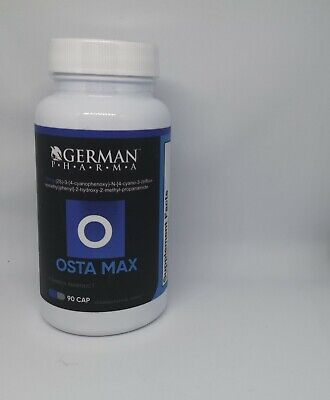 Osta - German Pharma - Muscle Growth - Fat Loss - OstaMAX - Ostarine