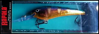 VERY RARE RAPALA TROLLS TO 10 ft TTM 8 cm SPECIAL CTRS color