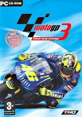Moto GP Ultimate Racing Technology 3 PC IT IMPORT THQ