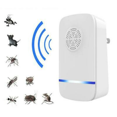 Home Office Multi-purpose Electronic Pest Repeller Ultrasonic Mouse WST