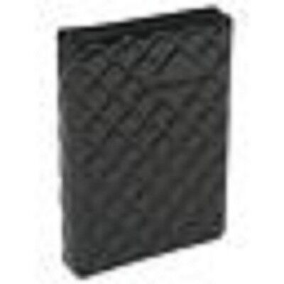 Polaroid Quilted Cover Photo Album for Polaroid ZINK 3 x 4 photo paper BLACK NEW