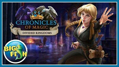 CHRONICLES OF MAGIC: DIVIDED KINGDOMS - Steam chiave key - PC Game - ROW