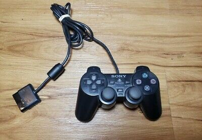 Authentic Sony PlayStation 2 PS2 DualShock 2 Controller OEM Tight Joystics