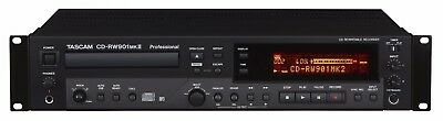 Tascam - CD-RW901MKII - Professional CD Recorder/Player