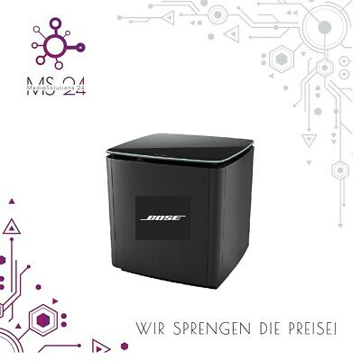 BOSE Acoustimass 700 Wireless Bass Module Schwarz