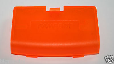 Cache Pile orange clear  Game Boy Advance - Gameboy GBA daiei EDITION