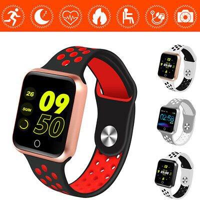 S226 Smart Band Blood Pressure Heart Rate Wrist Watch Fitness Bracelet Tracker G