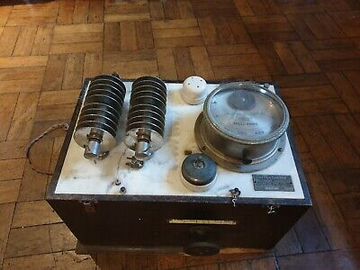 Antique Medical electric shock machine  Extremely rare ..steampunk quack doctor