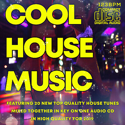 Cool House Music 2019 NEW DJ MIXED CD 🌟 Real House Club Dance Floor Music 🌟