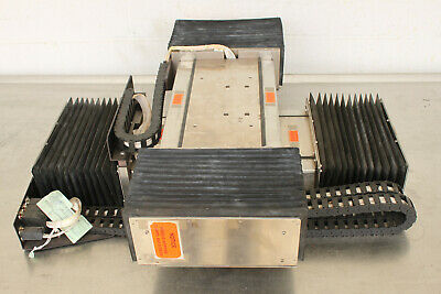 (2) ROCKWELL AUTOMATION ANORAD 3/97 Motorized Linear Motion Stage