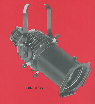 Ellipsoidal theatrical spotlight Altman 360Q leko