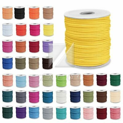 Korean Waxed Polyester  Cord Thread Jewellery Making 1mm dia(YC1.0mm/P002)