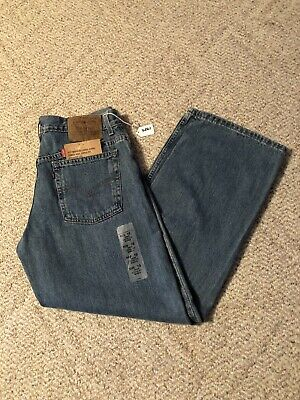 6340cb868d7 Vintage NWT Levi's 577 Lower Rise Loose Fit Jeans Women's 10 Misses Short  3261