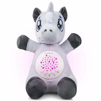 Baby White Noise Machine Music soothers for Sleep: Lumipets Night Light