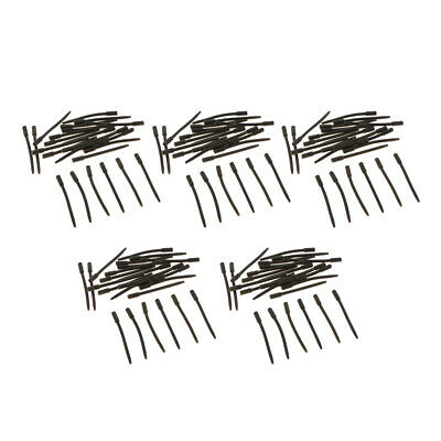 Perfeclan 25Pcs Silicone Anti  Chod Rig Sleeves Carp Safety Lead Clips