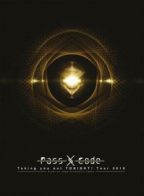PassCode Taking you out TONIGHT! Tour 2018 Final at Zepp DiverCity Tokyo DVD New