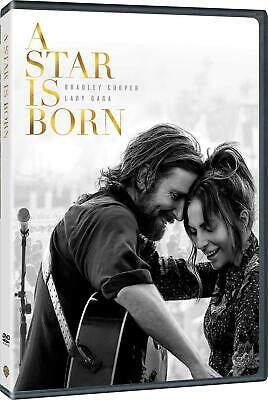2 dvd nuovo A STAR IS BORN (Lady Gaga)+BOHEMIAM RAPSODDY (Queen) in vers Italy