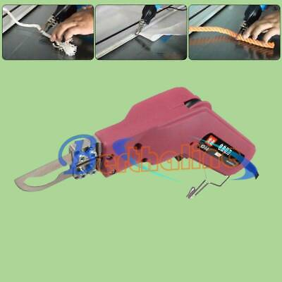 1PCS 100W Cutting Tool NEW Electric Banner Rope Sponge Hot Knife Cutter