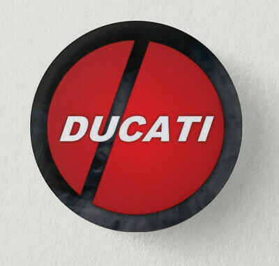 Pin Button Badge Ø38mm  Moto ( motorcycle ) DUCATI #5