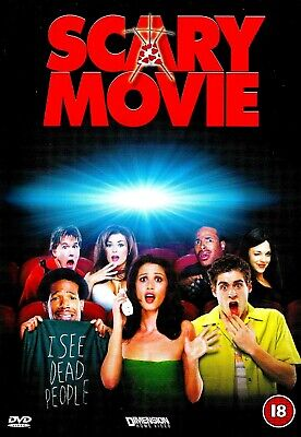 [DISC ONLY] Scary Movie 1 DVD Comedy Carmen Electra