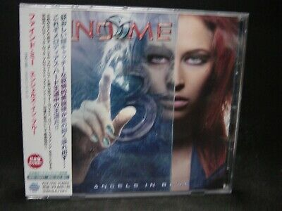 FIND ME Angels In Blue + 1 JAPAN CD Blanc Faces Issa Murder Of My Sweet Seventh