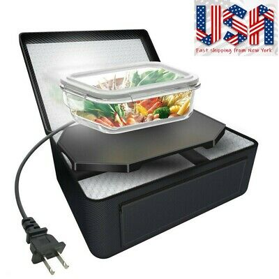 Portable Mini Electric Slow Cooker Food Warmers Oven Meals buffet Reheat Lunch