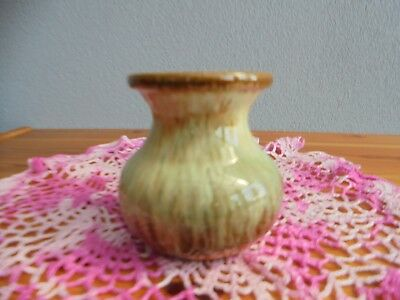 Beautiful Australian Pottery Hand made Small Vase Signed by the Potter