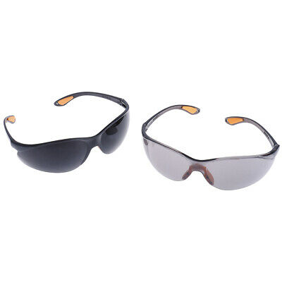 Clear anti-impact factory lab outdoor work eye protective safe goggles ^glasses