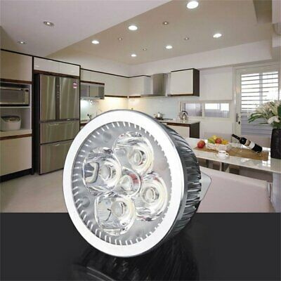 3X LED MR16 4W 12V Cool White Ceiling Spot Light Bulb Lamp Spotlight Downlight