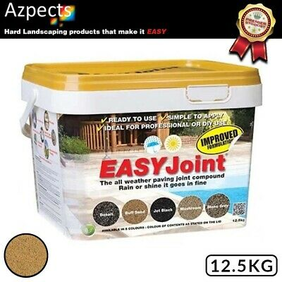 EasyJoint | Jointing Compound | Patio Pointing | Paving Mortar | Buff Sand Grout