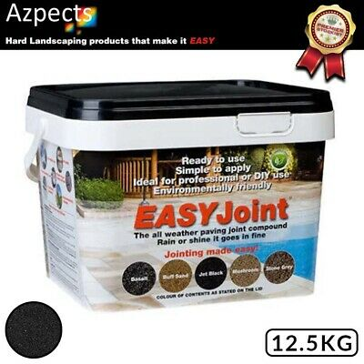 EasyJoint | Jointing Compound | Patio Pointing | Paving Mortar | Jet Black Grout