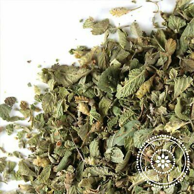 Catmint Organic(Catnip) (Nepeta cataria) Aerials HERBAL MEDICINAL DRIED HERB TEA