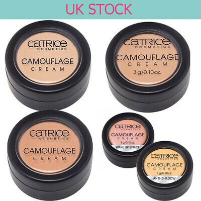Catrice Camouflage Cream Concealer High Coverage LONG LASTING 10 20 25 UK STOCK
