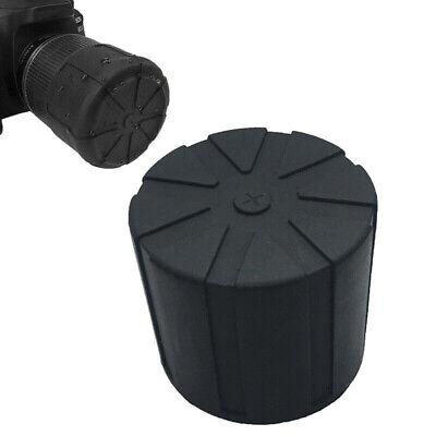Accessories Lens cover Black Silicone Protector Front Cap Waterproof Dustproof