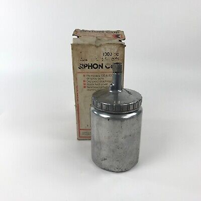 Graco Siphon Cup 1.06 Quarts 1000 cc Fits Models 700 800 Air Spray Guns