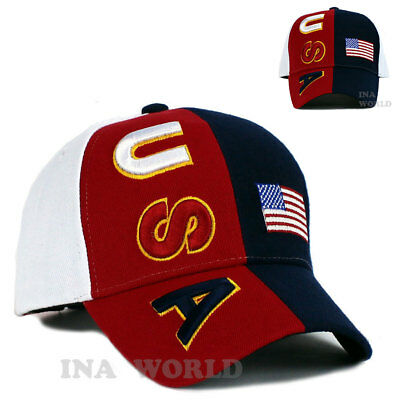 USS Oriskany CVA-34 Embroidered Stars /& Stripes Baseball Cap Hat  Navy