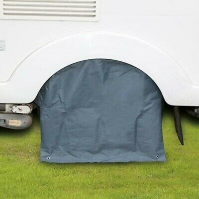 Quest Caravan Motorhome Campers Polyester Wheel Cover A2050