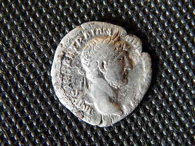 Ancient Roman Empire Silver Coin (Denarius)  #16