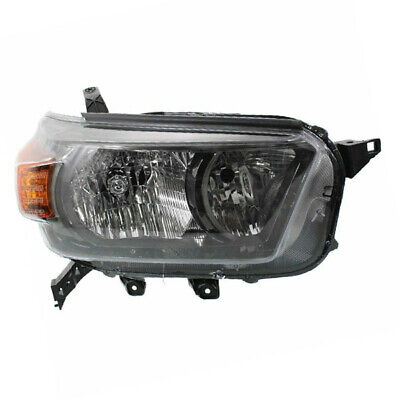 For 10-13 4Runner w/Trail Package Front Halogen Headlight Headlamp Right Side