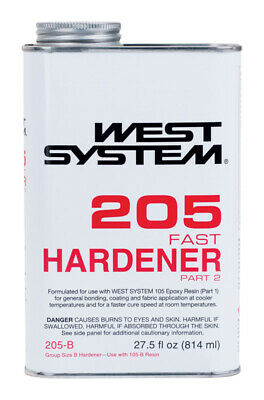 Hardenr/Cure Fast 27.5Oz