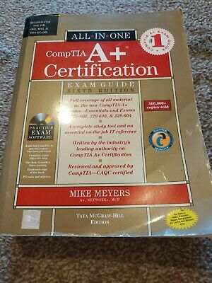 Comp TIA A+ Certification All-in-one Exam Guide by Michael Meyers (Mixed media …