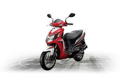 Brand New 2018  Sym Jet 4 50cc 50 Moped 3 year Warranty