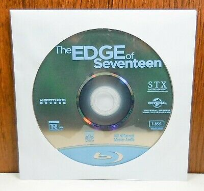 The Edge of Seventeen - Disc Only (Blu Ray)