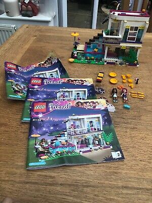 Lego Maison Livi's House Set Pop 41135 La Boite Star Friends Neuf WDHIYE92