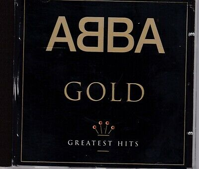 Cd - Abba Gold - Greatest Hits #M20#