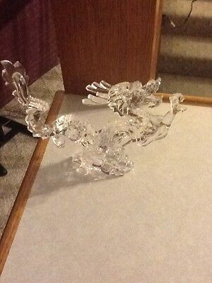 Icy Craft Acrylic Chinese Zodiac Dragon